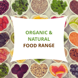 Buy Branded & Certified Organic Food Products!!