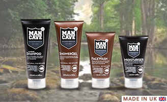 Man Cave Brand at Lovelylifestyle