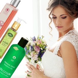 Pre Bridal Essentials to get the perfect look