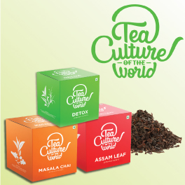 Finest Whole Leaf Teas & Exotic Blends
