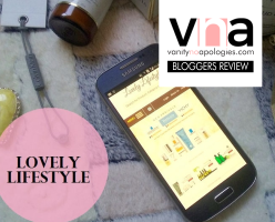 Vanity Apologies Blogger LovelyLifestyle