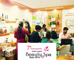 Lovely Lifestyle at Beauty and Spa Expo 2016 New Delhi