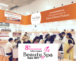 Lovely Lifestyle at Beauty and Spa Expo 2017 New Delhi