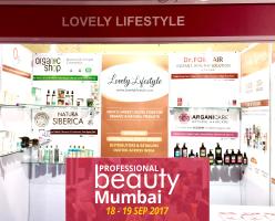 Lovely Lifestyle at Professional Beauty Mumbai - 2017