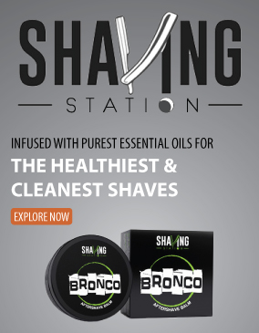 the man Company shaving products for men