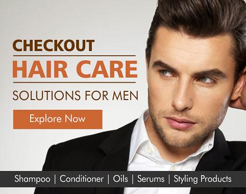 Hair Care products anti hairfall products for Men