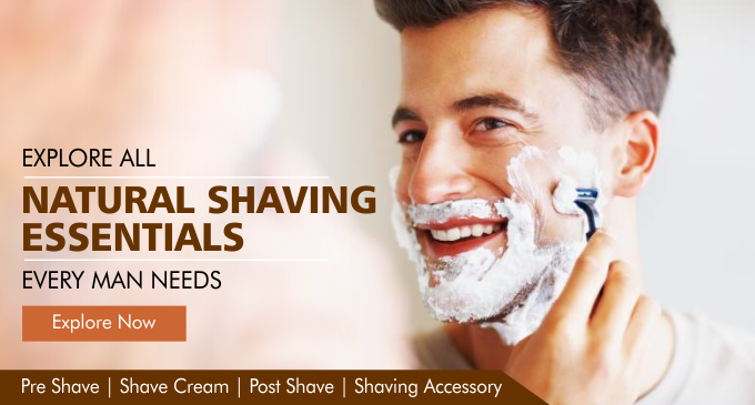 Natural Shaving Products