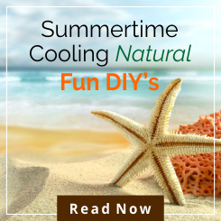 summer time cooling natural fun DIY