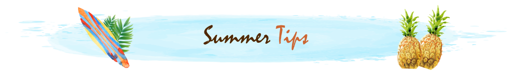 Shop By Summer Tips at LovelyLifestyle