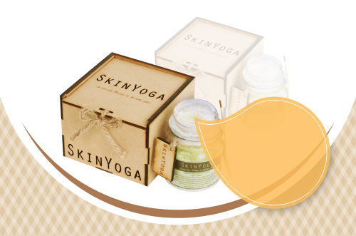 SKINYOGA GREEN TEA FACE MASK
