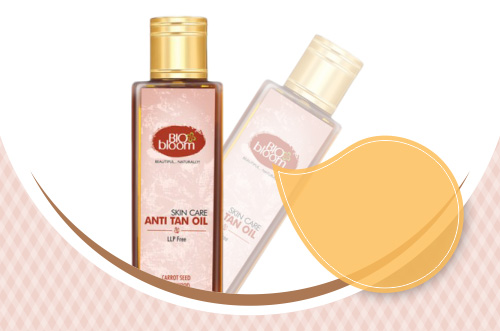 Bio Bloom Anti Tan Oil