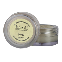 Lychee Lip Balm With Beeswax and Sheabutter-10g Set of 2