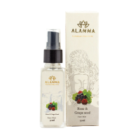 Rose and Grapeseed Face Mist (Pack of 2)