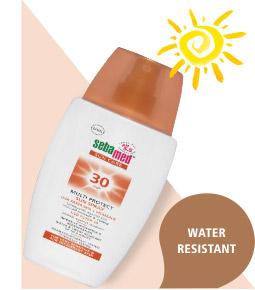 Sebamed Multiprotect sunscreen SPF 30<