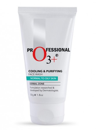 O3+ Cooling Purifying Face Tea Tree Wash (Pack of 2)