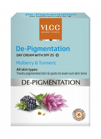 VLCC De-Pigmentation Day Cream with Spf 25