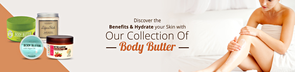 Body Butter for Dry Winters