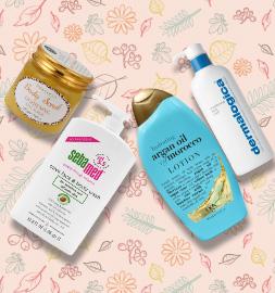 Top Organic Natural Body Wash Shower Gel