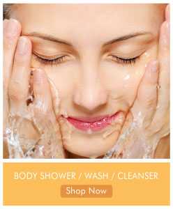 BODY SHOWER WASH CLEANSER