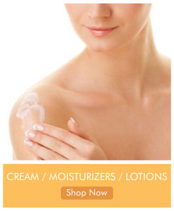 CREAM MOISTURIZERS LOTIONS