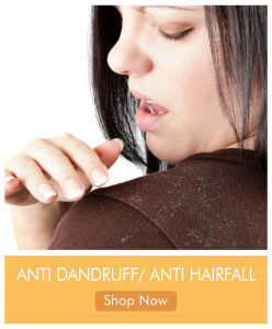 ANTI DANDRUFF ANTI HAIRFALL