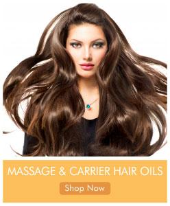 MASSAGE CARRIER HAIR OILS