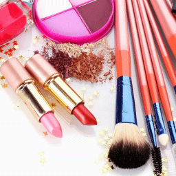 Bridal make up products